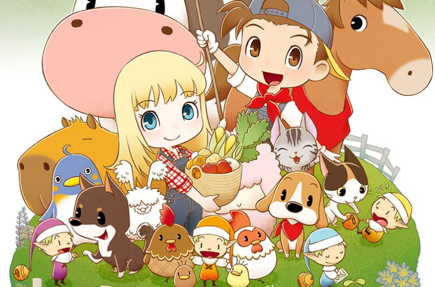 Upcoming Harvest Moon and Story of Seasons Detailed