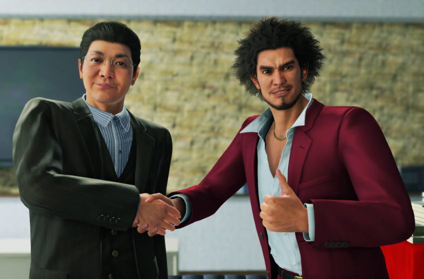 Yakuza: Like A Dragon Could Be Heading To Steam