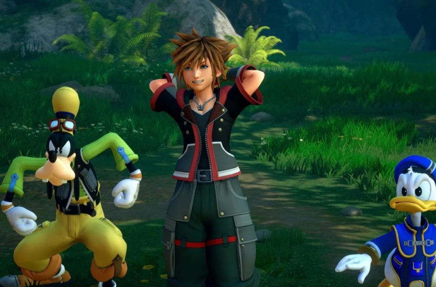 Kingdom Hearts TV Series Rumoured To Be Coming To Disney+
