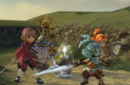 Final Fantasy Crystal Chronicles Remastered Launches August 27