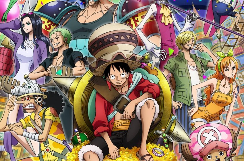 3 Reasons We Love One Piece Stampede