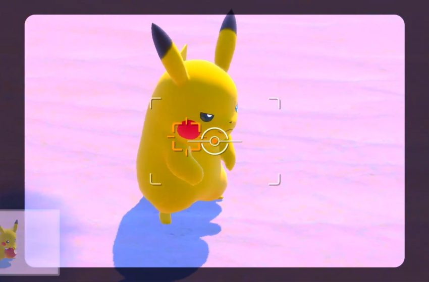 New Pokemon Snap Revealed For Switch