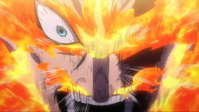 My Hero Academia - Endeavor