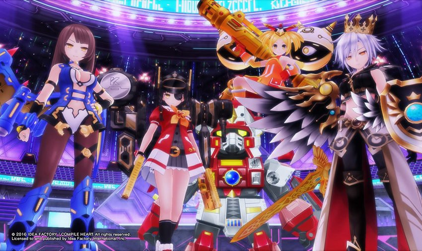 Megadimension Neptunia VII Coming To Switch In The West