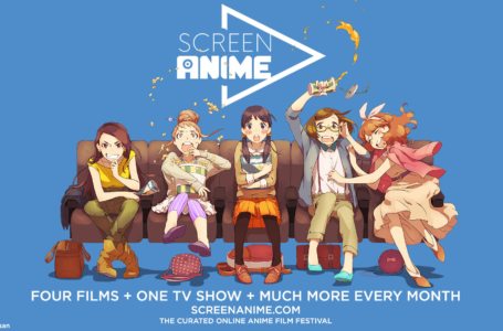 Screen Anime June Line Up Announced