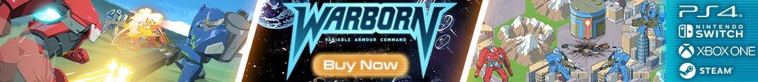 WARBORN ad