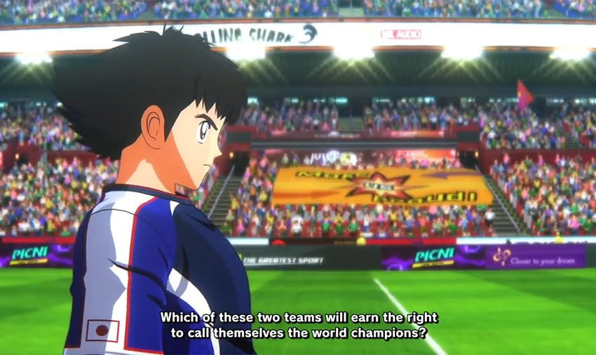 New Captain Tsubasa Trailer Shows Off Story