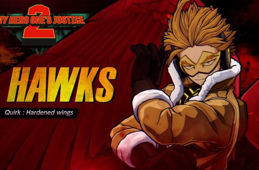My Hero One's Justice 2 Hawks DLC Now Available
