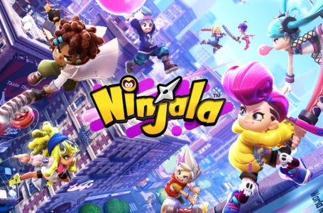 Ninjala Crosses 2 Million Downloads On Switch