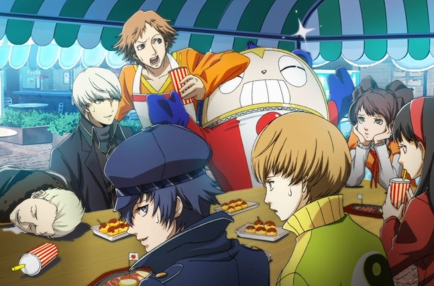 Persona 4 Golden PC Version Rumoured To Release June 13