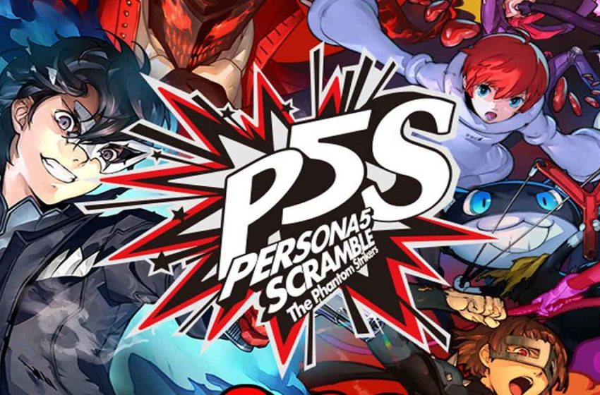 Persona 5 Scramble: The Phantom Strikers Heading West