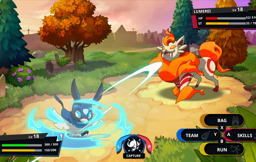 Nexomon: Extinction Gets Three New Gameplay Clips