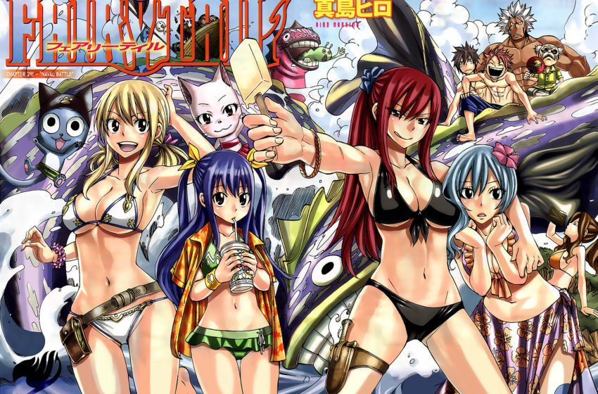 Fairy Tail – The Waifu Review