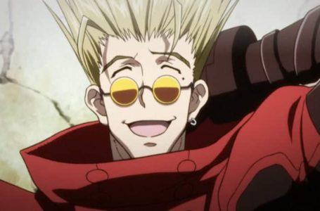 Vash the Stampede: Anime Hero
