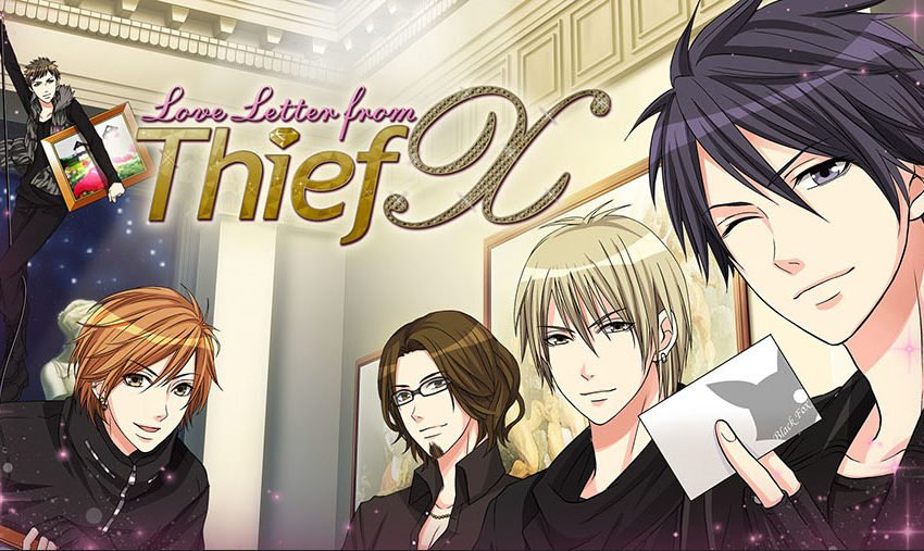 Love Letter from Thief X Is The Latest Otome Heading To Switch