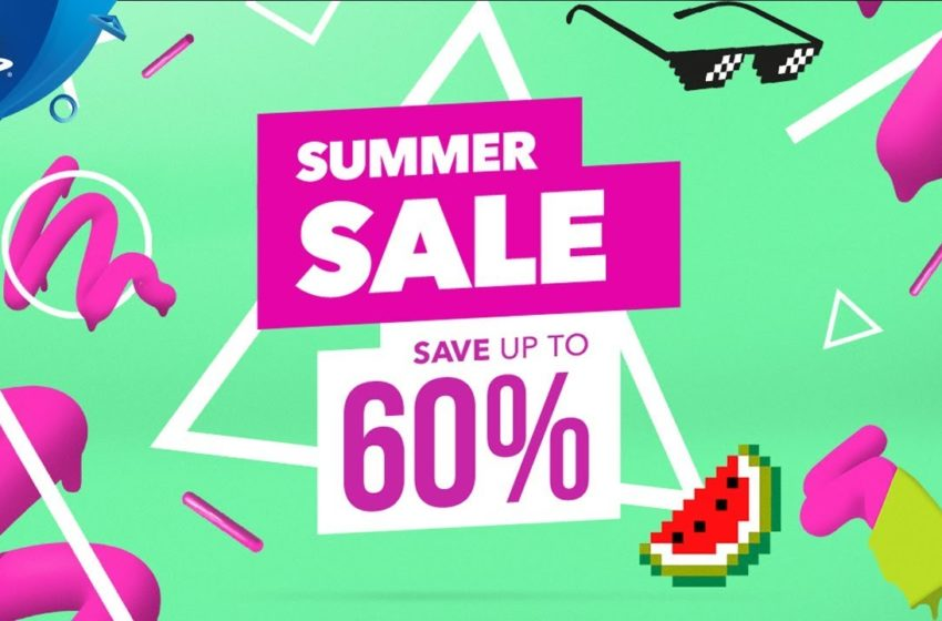 PlayStation Summer Sale