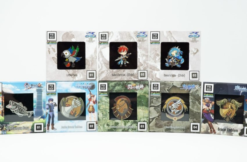 Pin Box Falcom Pins