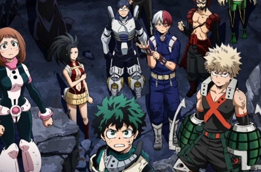 My Hero Academia OVA Review