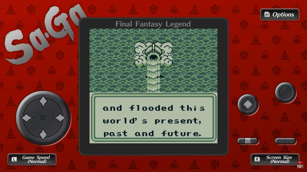 Final Fantasy Legend Nintendo Direct