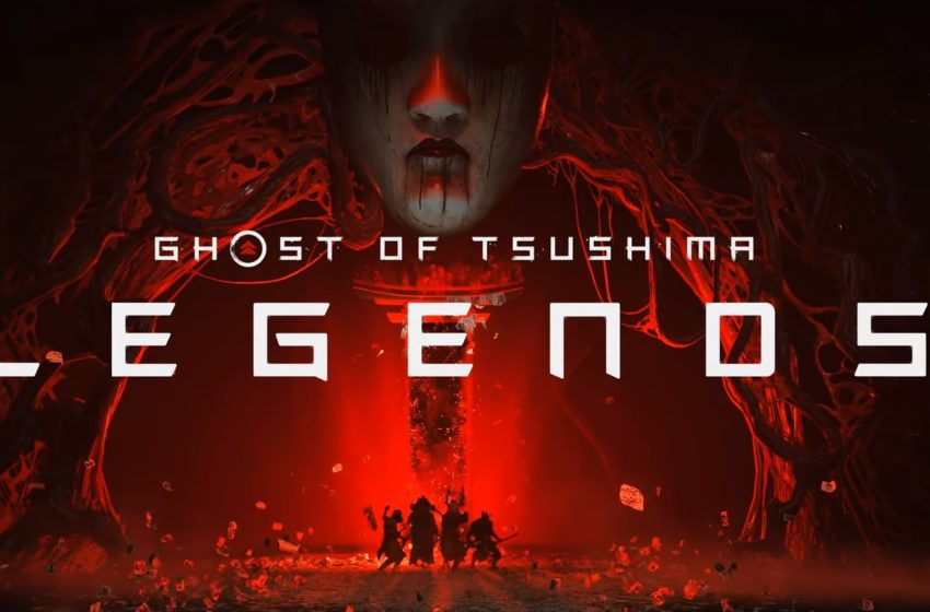 Ghost of Tsushima Legends Announced