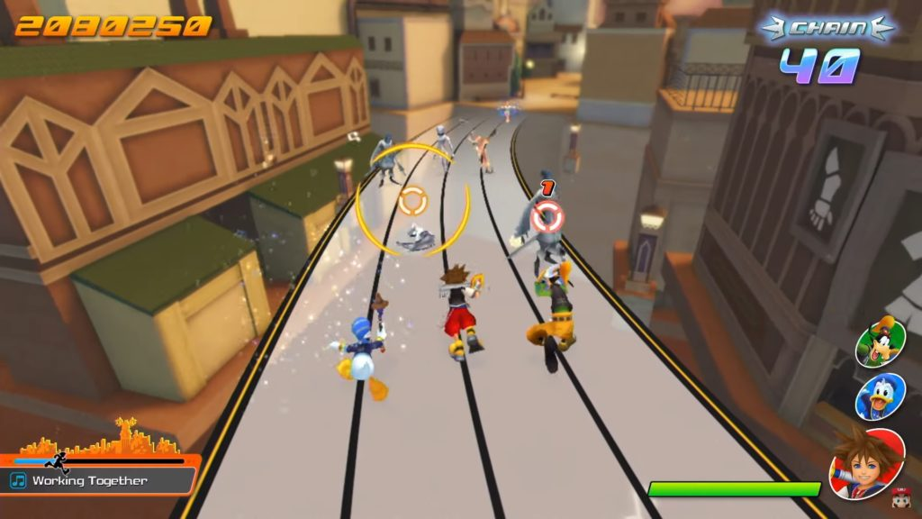 Kingdom Hearts Memory of Melody Nintendo Direct