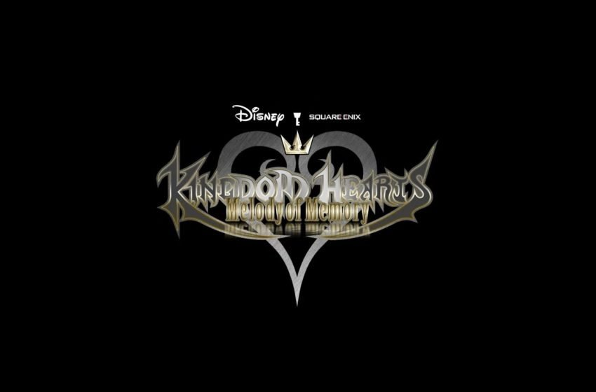 Kingdom Hearts Melody of Memory gets a new trailer