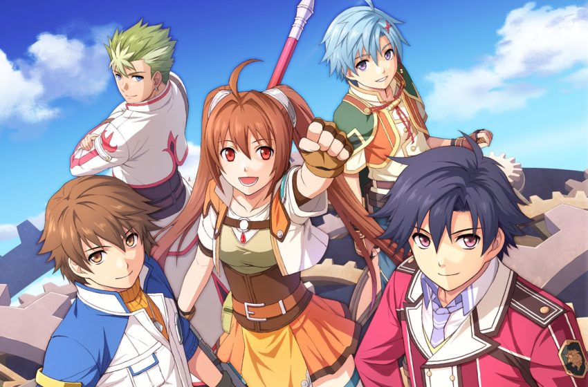 Falcom Trails