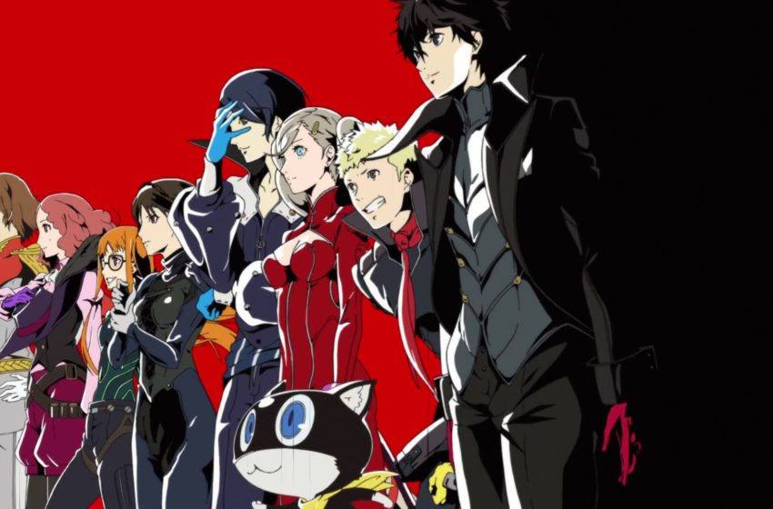 Persona 5: The Animation English Dub Review