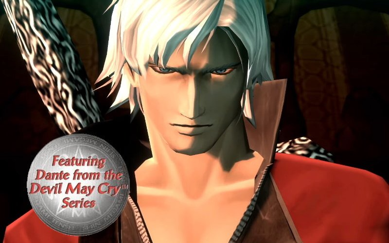 SMT III Nocturne HD Remaster Will Feature Dante From the Devil May Cry Series (as DLC)