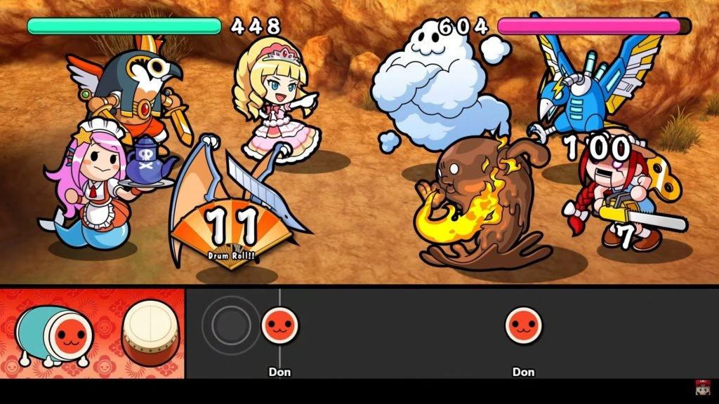 Taiko RPG Pack Nintendo Direct