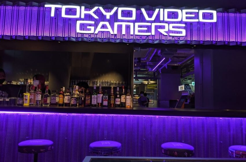First officially licensed video game bar opening in Tokyo