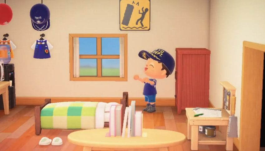 Tokyo fire department uses Animal Crossing to share safety tips