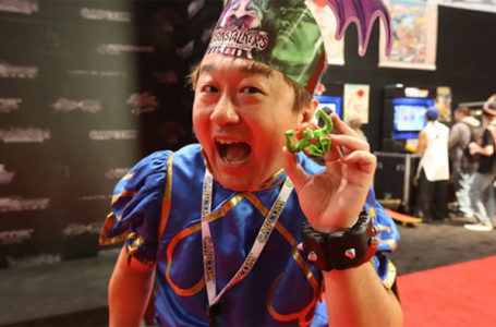 Yoshinori Ono Leaving Capcom This Year
