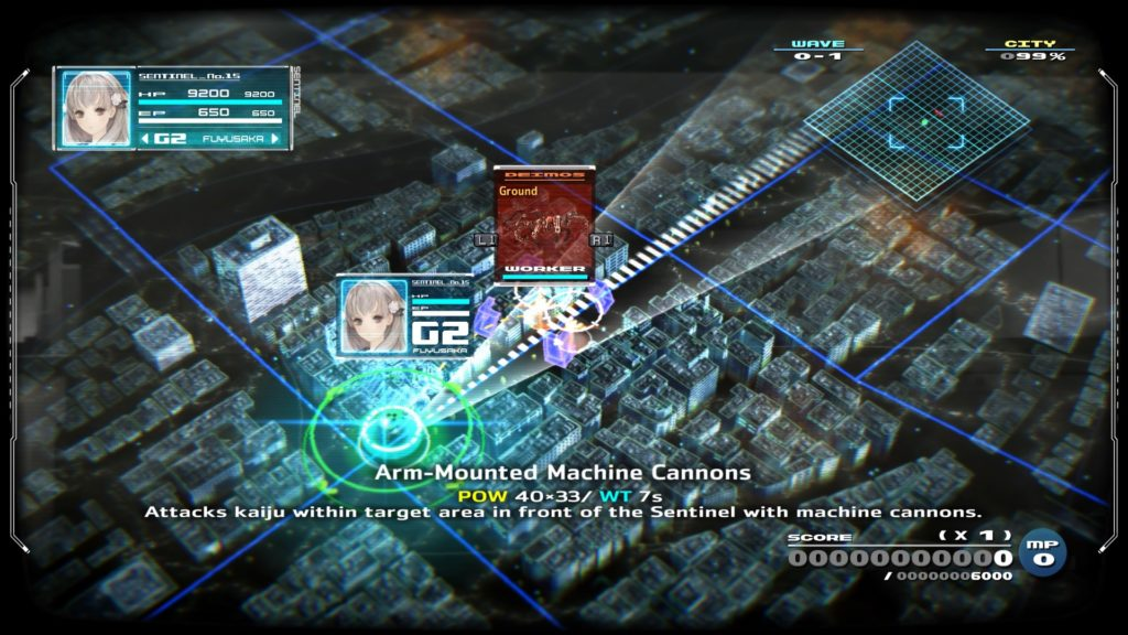 13 Sentinels: Aegis Rim Screenshot 3