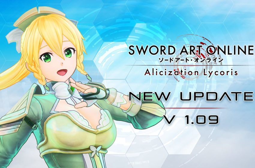 Ver1.09 brings more fixes to Sword Art Online Alicization Lycoris