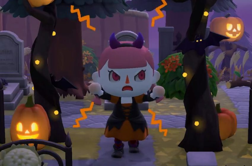 Halloween comes to Animal Crossing: New Horizons on September 30