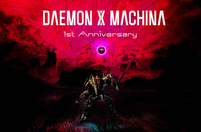 Daemon X Machina celebrates 1st anniversary with free update