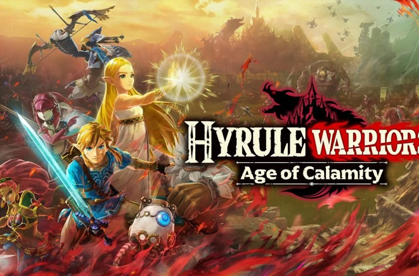 Breath of the Wild prequel Hyrule Warriors: Age of Calamity announced,  releasing November 20