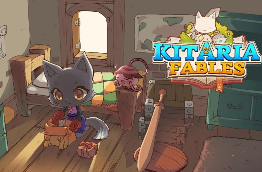 Farming RPG Kitaria Fables announced for 2021