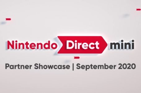 The biggest Japanese game announcements of September's Nintendo Direct Mini