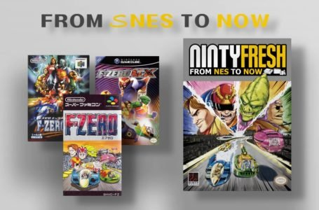 Issue 2 of Nintendo magazine Ninty Fresh now on Kickstarter