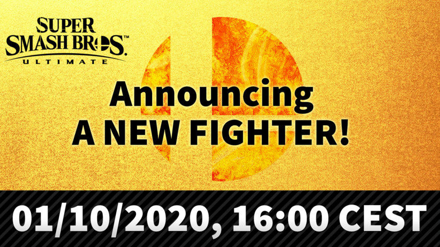 Next Super Smash Bros. Ultimate fighter to be revealed tomorrow