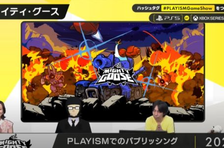 PLAYISM shows off scores of Japanese indies in game show