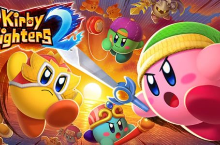 Kirby Fighters 2 released on Switch after leak