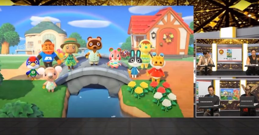 Animal Crossing: New Horizons wins Japan Game Awards Game of the Year