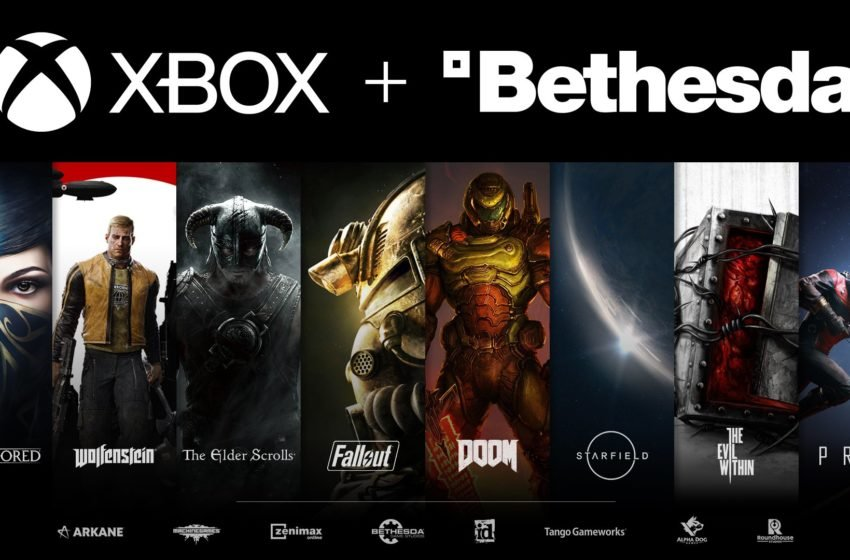 Microsoft acquires Bethesda's parent company Zenimax Media