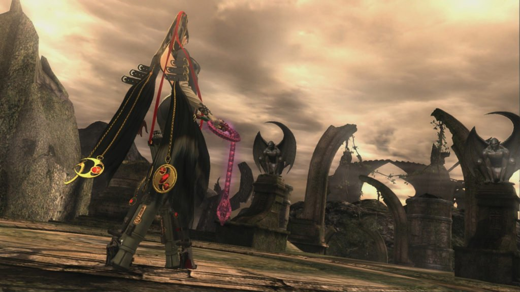 Bayonetta Planet of the Deals