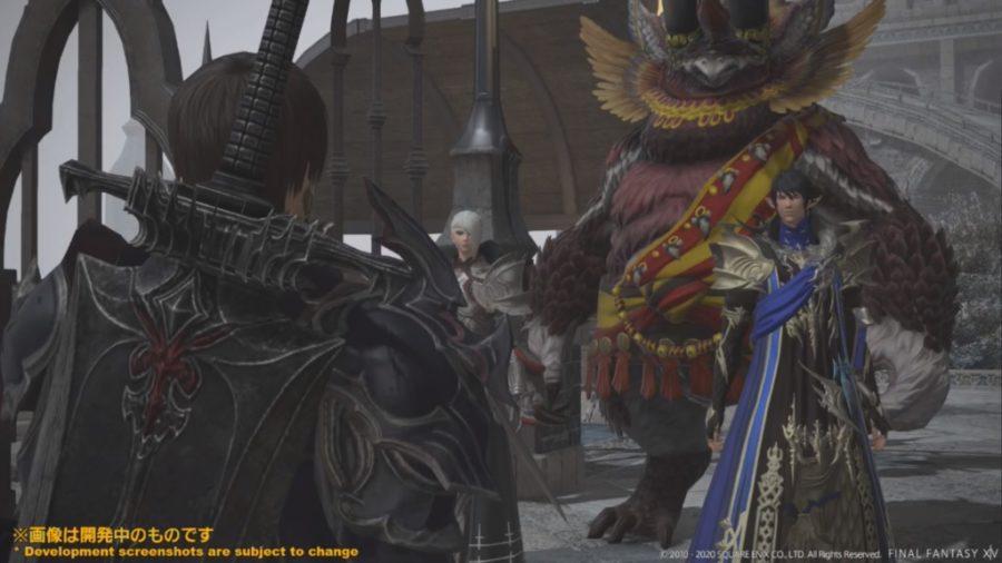 Final Fantasy XIV Patch .4