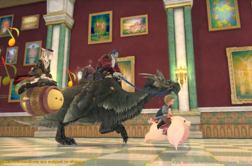Final Fantasy XIV Patch 5.4 arrives early December