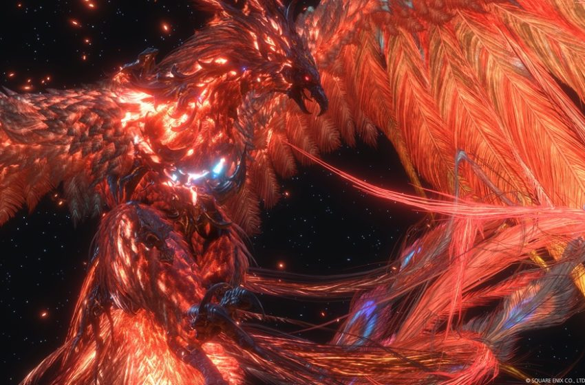 'Basic development and scenario production' already complete for Final Fantasy XVI